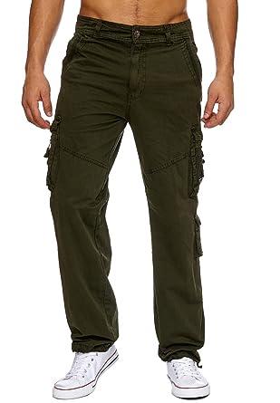 ArizonaShopping - Hosen Herren Cargo Hose Freizeit Hose Trekking Pants  H1886  Amazon.de  Bekleidung a490b6c295