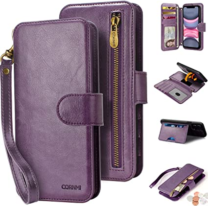 New Pocket PU Leather Business ID Credit Card Holder Case Wallet Pojg VG