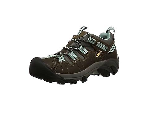 c82290bb553 Keen Women's Targhee Ii Wp Low Rise Hiking Boots, Black Olive/Mineral Blue,