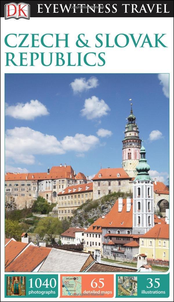 DK Eyewitness Travel Guide Republics