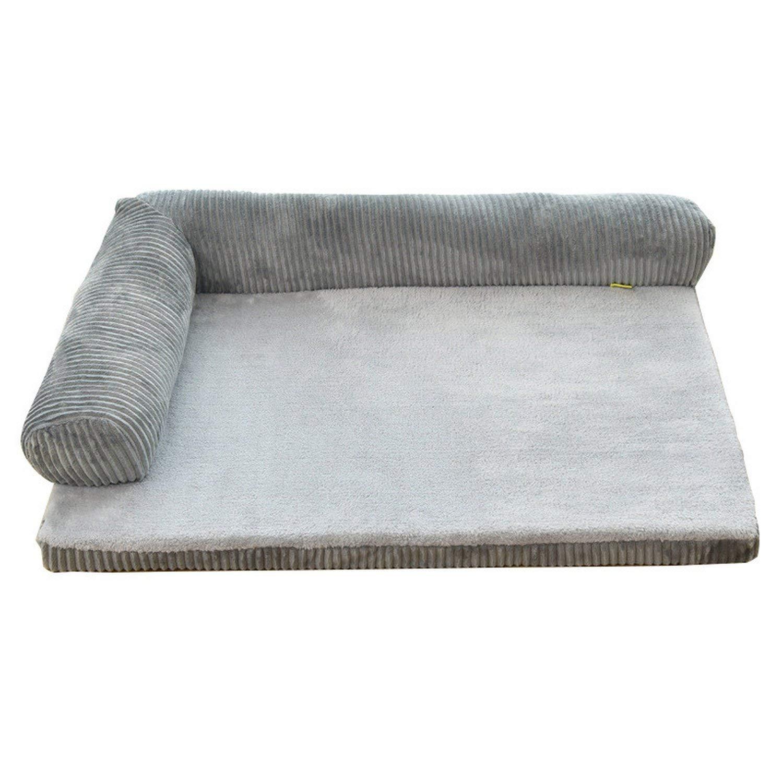 Amazon.com: Miracle Day - Sofá cama grande para perro, gato ...