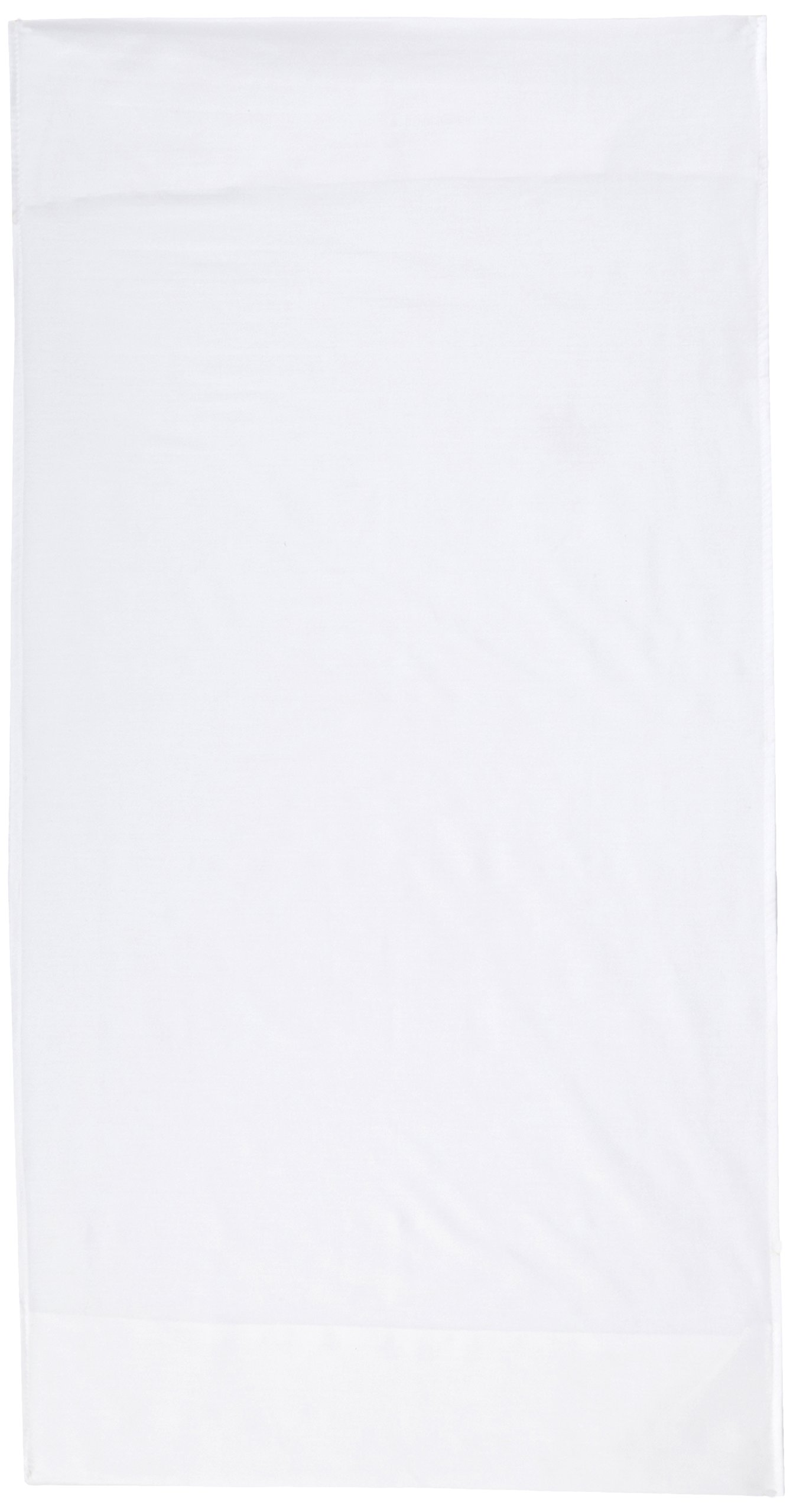 School Specialty 286819 Fitted Sheet, 24'' x 48'', White