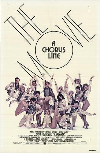 """Resultat d'imatges per a """"a chorus line movie"""""""