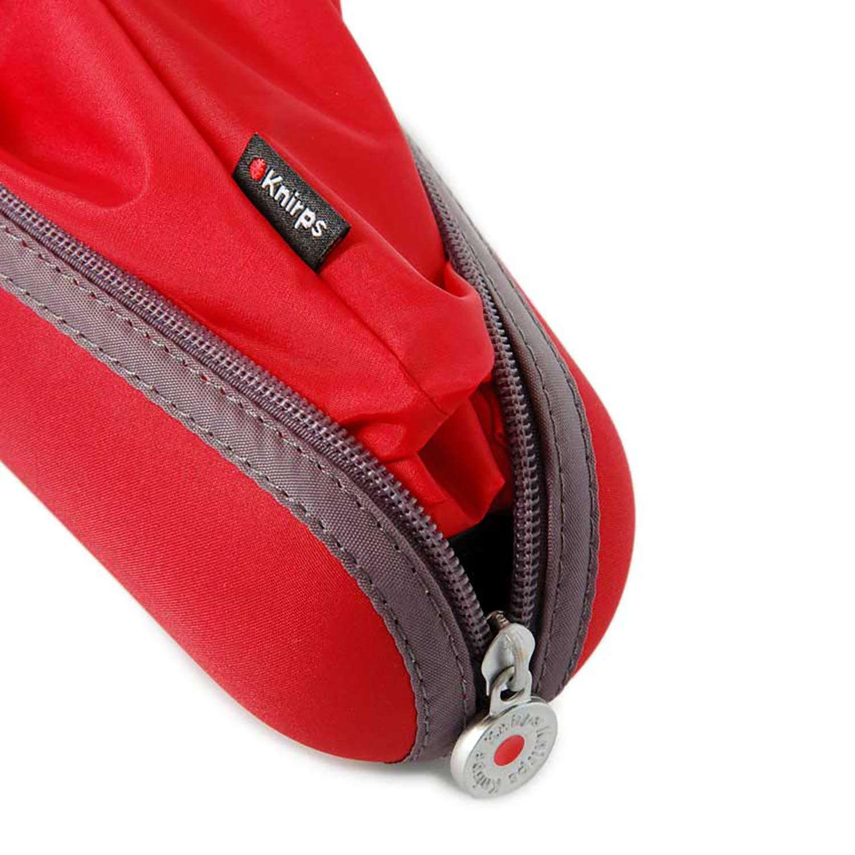Knirps Parapluie de poche X1 16,5 cm Noir
