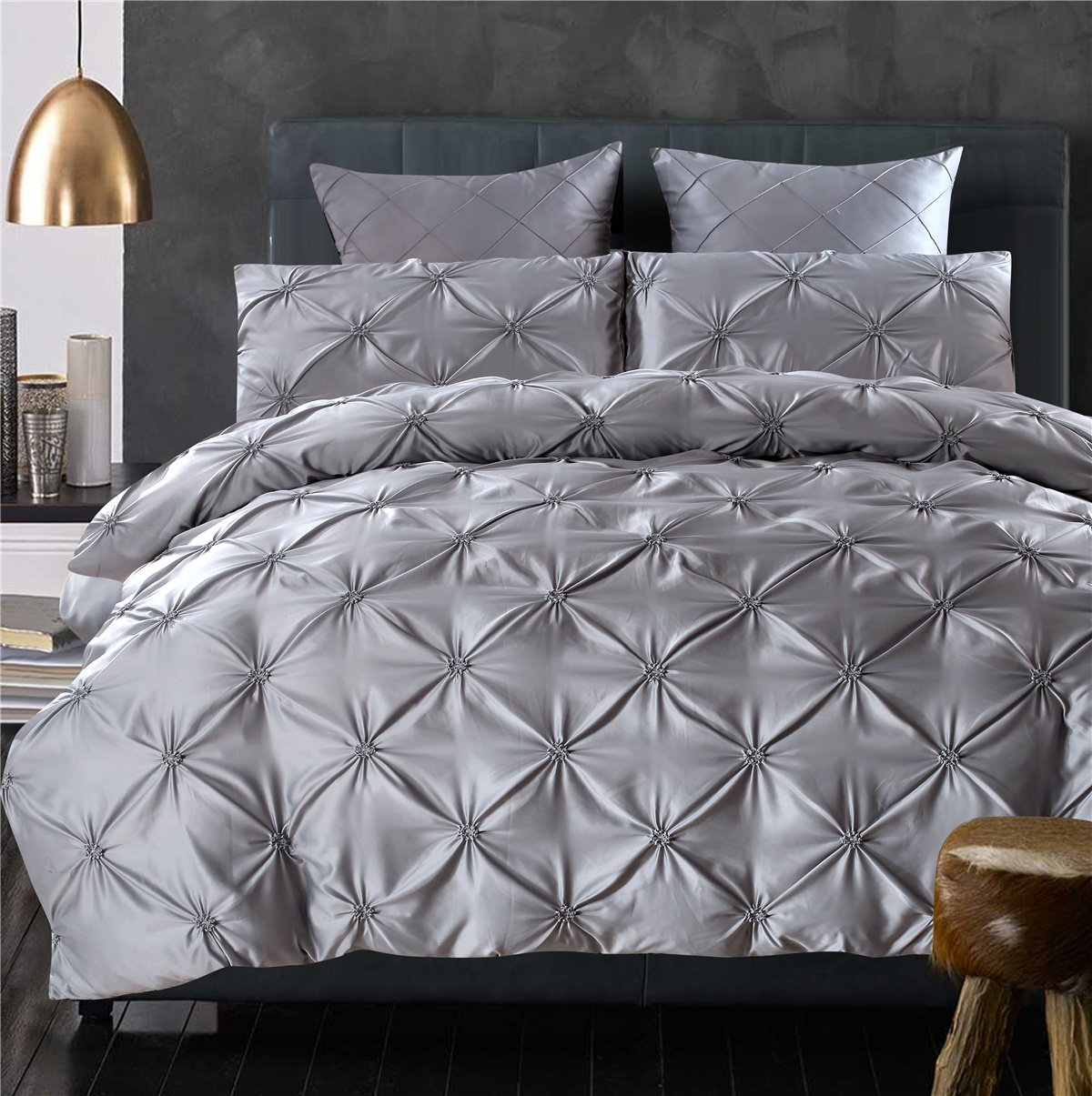 West Elm Organic Pintuck Duvet ikea shoe racks granite ...