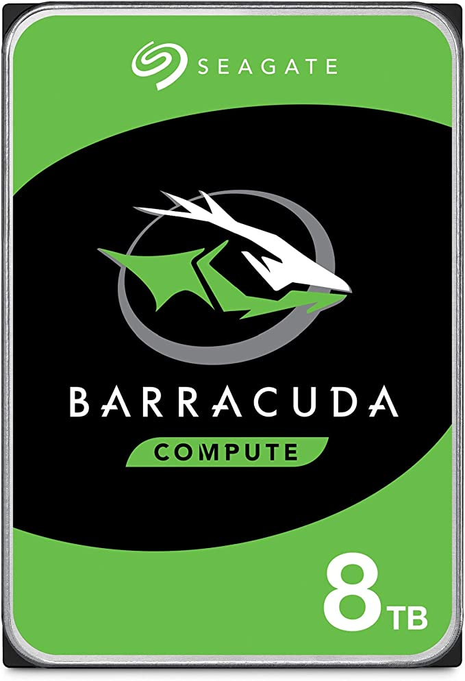 Seagate BarraCuda 8TB Internal Hard Drive HDD  35 Inch Sata 6 Gbs 5400 RPM 256MB Cache for Computer Desktop PC  Frustration Free Packaging ST8000DM004 at Kapruka Online for specialGifts