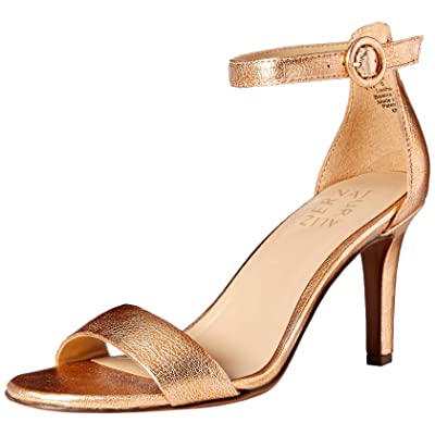 Naturalizer Women's Kinsley Pump, Copper, 7.5 W US | Pumps