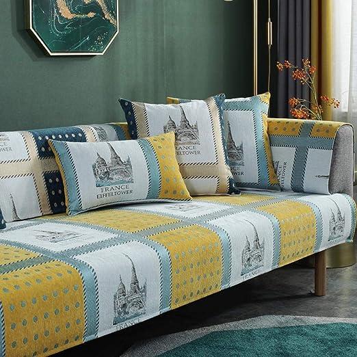 Fundas de sofá de 1 Pieza Sofá de sofá Universal Butaca con ...