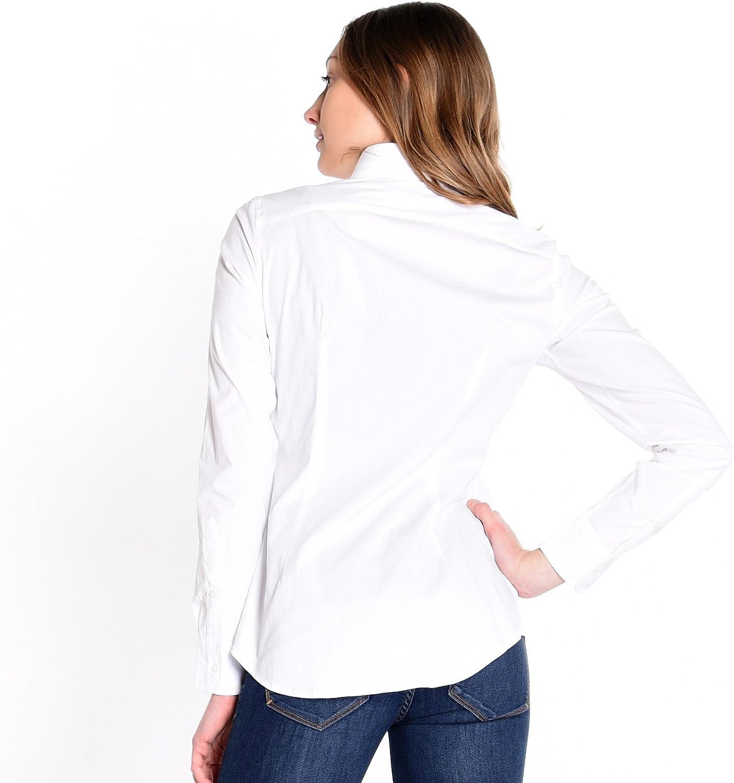 Polo Ralph Lauren V33ig270bg207 Camisa, Blanco (White B1426), XXX ...