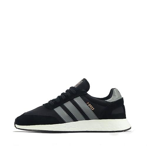 finest selection 71f75 b5ca5 Adidas I-5923, Zapatillas de Deporte para Hombre, Negro  (Negbás Gritre Ftwbla 000), 40 EU  Amazon.es  Zapatos y complementos