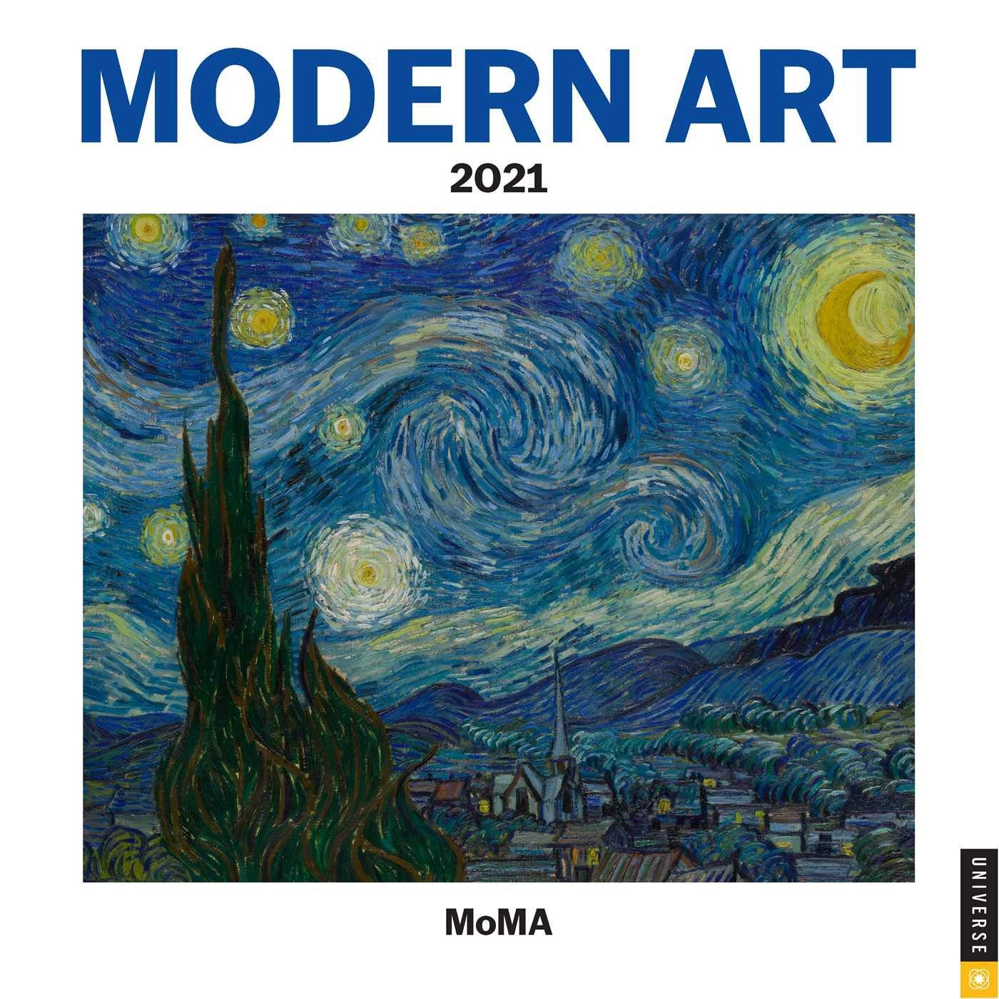 Art Wall Calendar 2021 Wallpaper