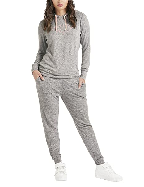 Lipsy Mujer Pantalones De Pijama Tipo Chándal