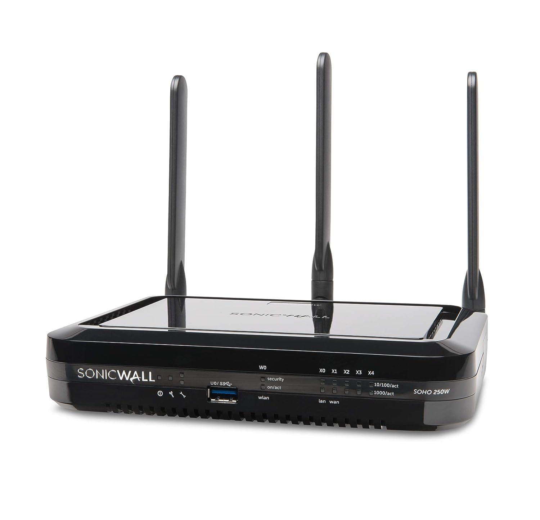 SonicWall | SOHO 250 Wireless N Base | Security VPN Firewall | 02-SSC-0940