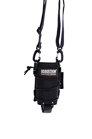 Seibertron Tactical Water bottle bag Bottle Carrier holder Water Bottle Pouch