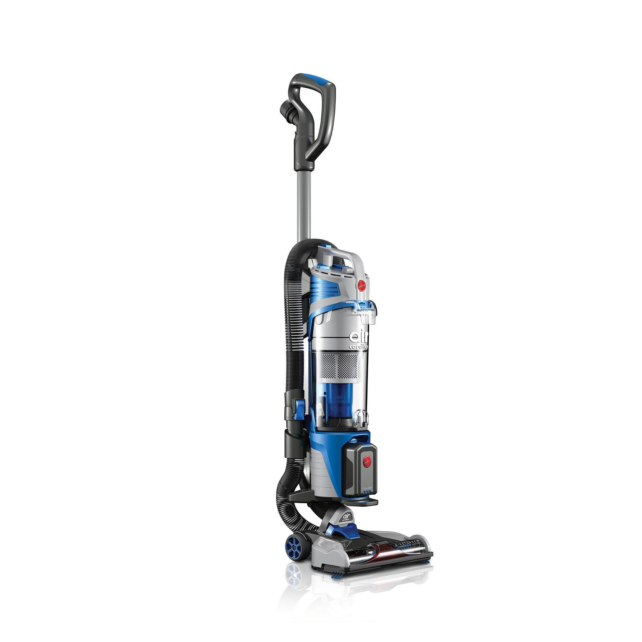 Hoover Vacuum Cleaner Air Lift 20 Volt Lithium Ion Cordless Bagless Upright Vacuum BH51120PC