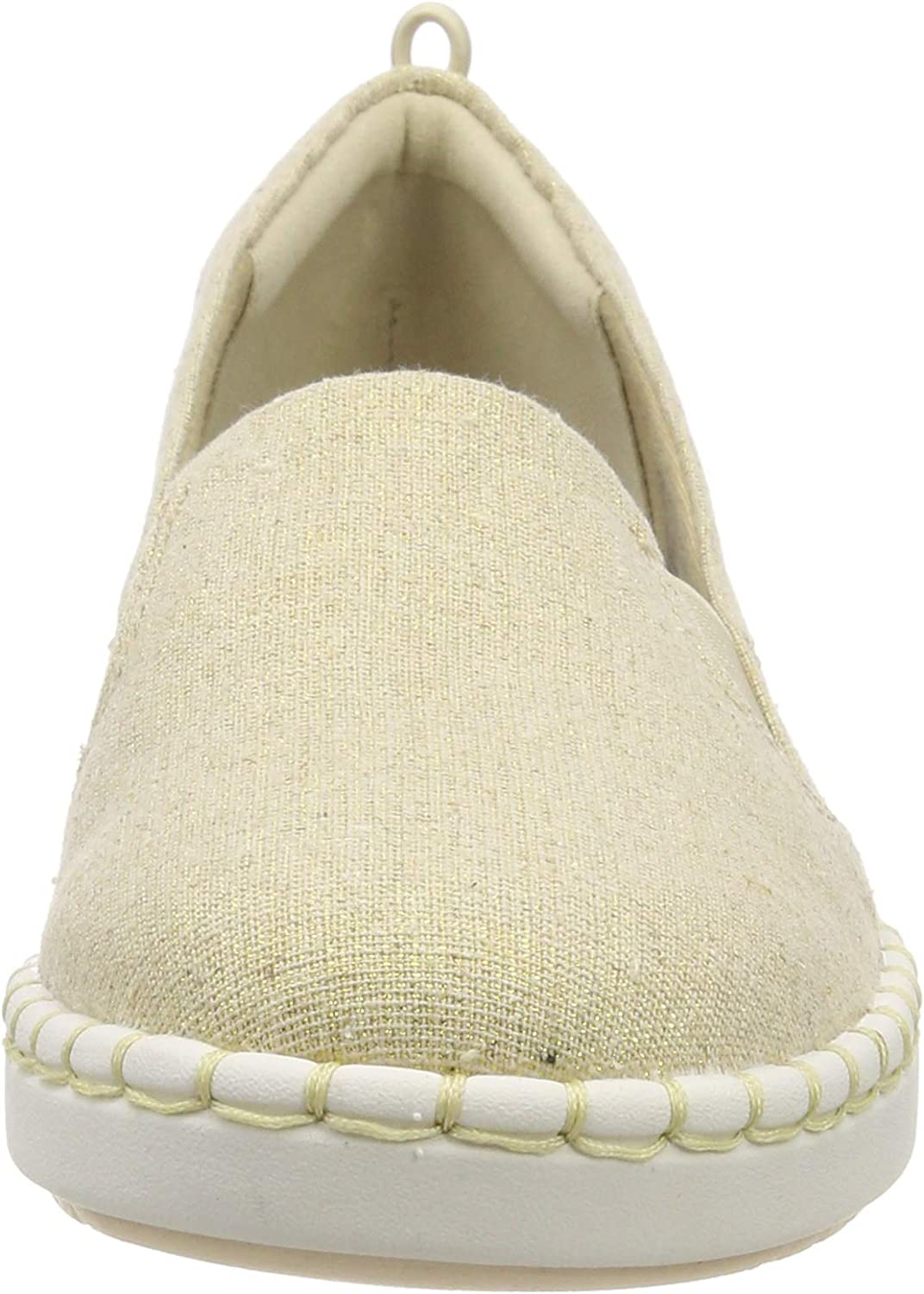 Clarks Marionnette Womens Occasionnel Chaussures Slip-on
