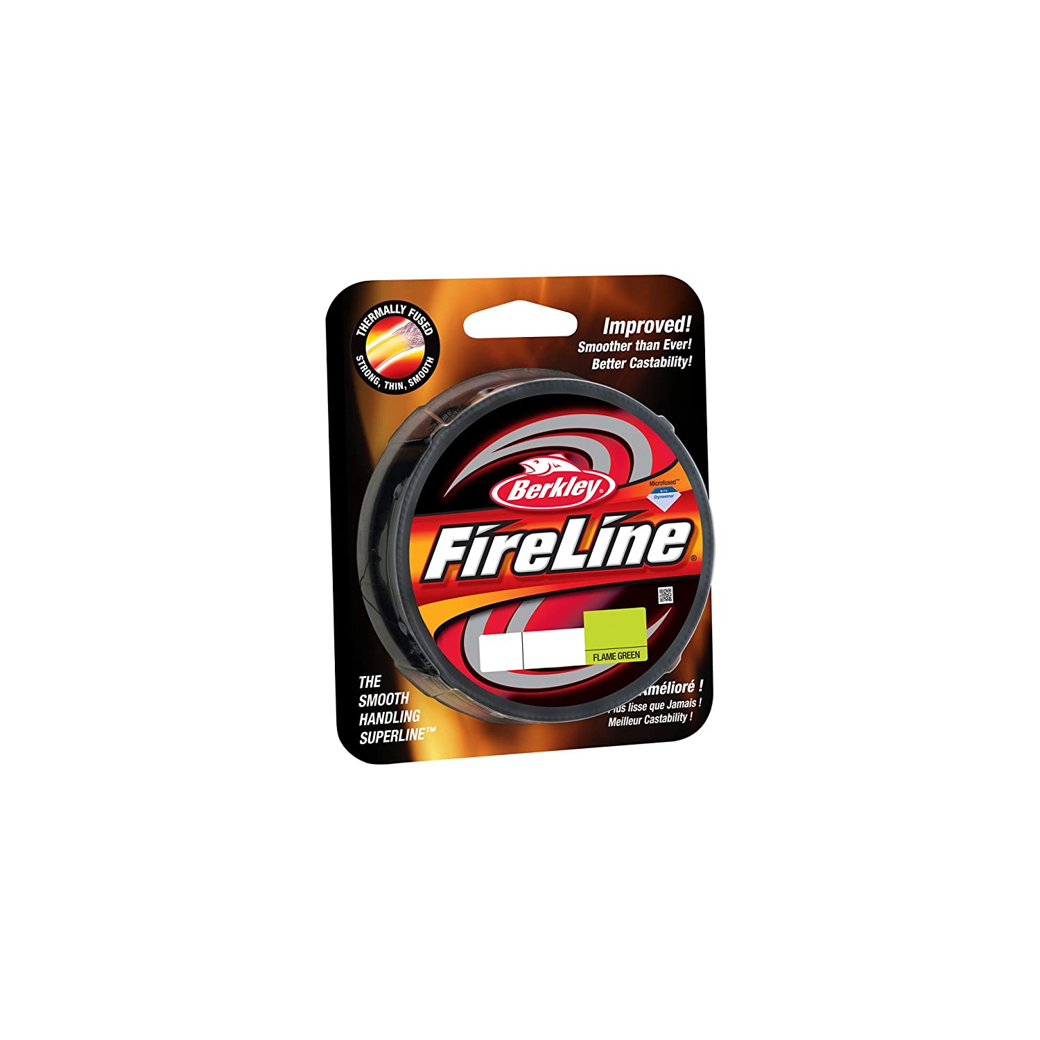 Berkley Fused Crystal Fireline