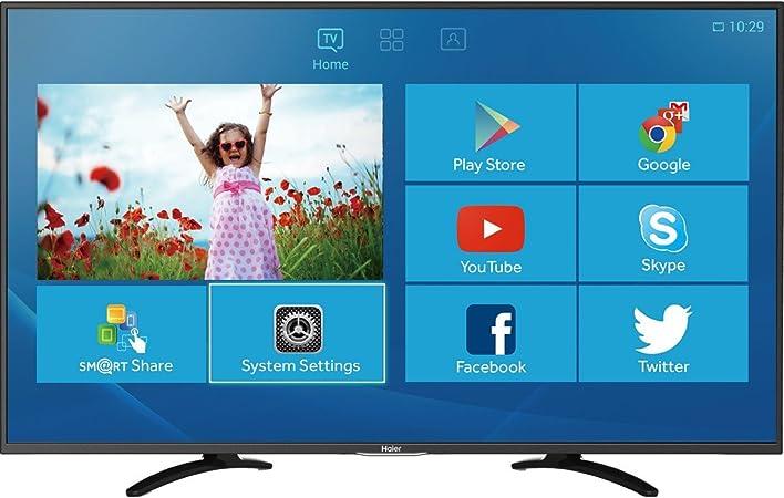 Haier LE43U5000A - TV: Amazon.es: Hogar