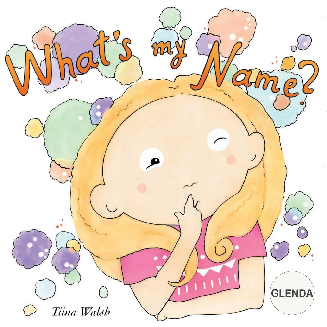 What's my name? GLENDA pdf epub