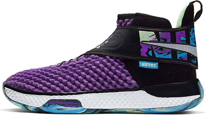 basket nike wmns nike air zoom violet