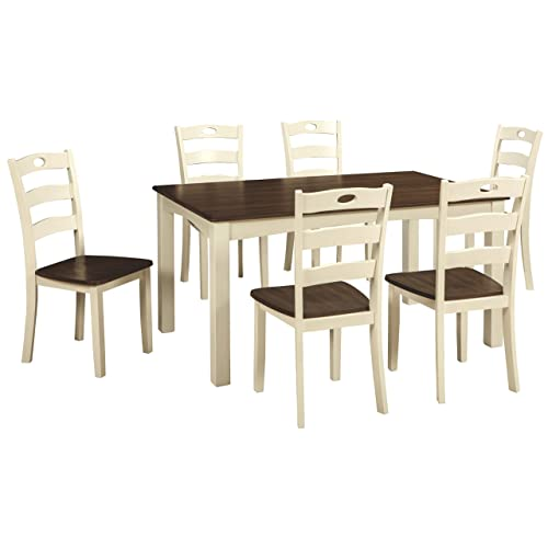 Dining Table Set Rustic Amazon Com