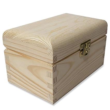 Pequeña Caja para Té Bolsita Madera | 2 Compartimentos | 15 ...