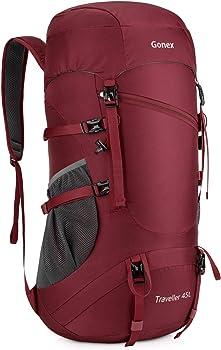 Gonex 45L Packable Lightweight Travel Backpack