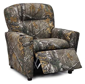 Kidz World Real Tree Camouflage Kids Recliner  sc 1 st  Amazon.com & Amazon.com: Kidz World Real Tree Camouflage Kids Recliner: Home ... islam-shia.org