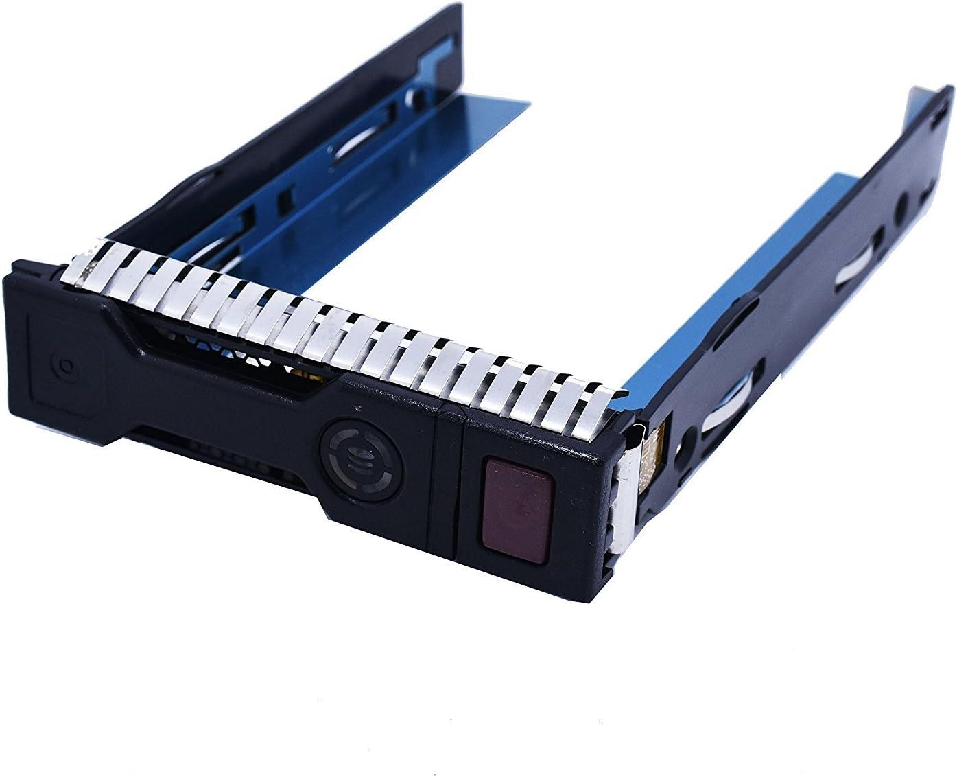 "HP 651687-001 651699 2.5/"" SAS SATA Drive Tray DL380p DL360p DL160 DL560 DL385 G8"