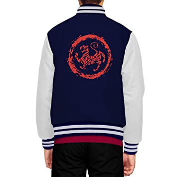 Krysom Shotokan Karate Logo College/Streetwear Fashion Chaqueta de ...
