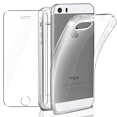 coque transparente protection iphone 5