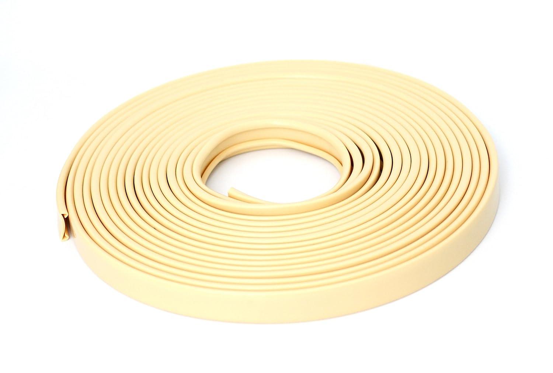 1m Pvc Kunststoff Handlauf Treppenhandlauf 40x8 Mm Viele Farben
