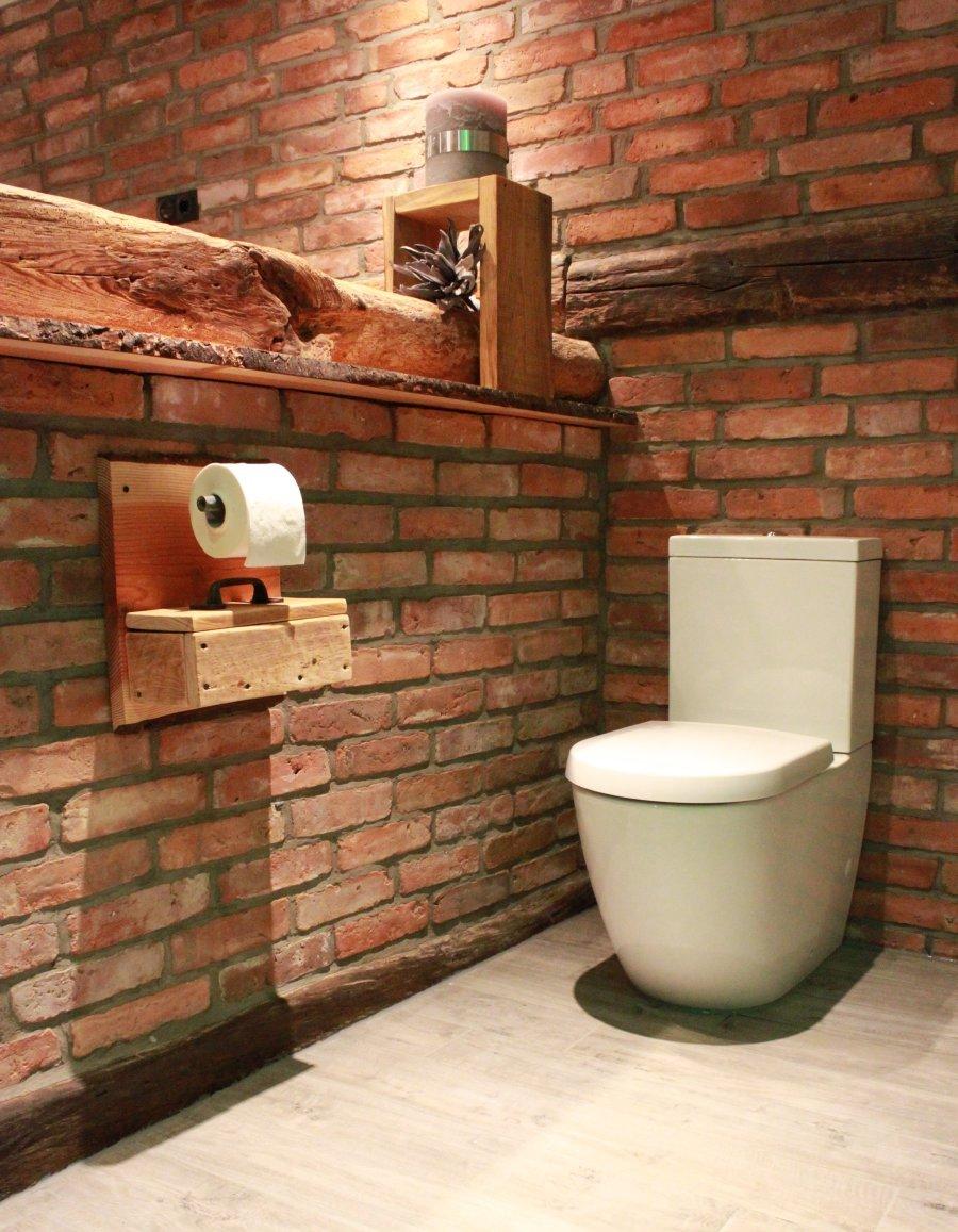 Toilettenpapierhalter WC Papier Rollenhalter Holz Box Fuer Feuchttuecher:  Amazon.de: Küche U0026 Haushalt