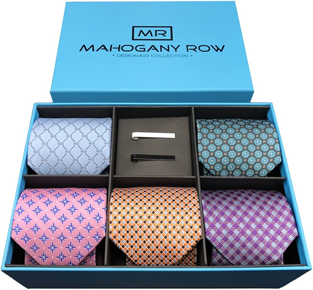 5edeee7caa2b Dapper Necktie Collection, 2 Modern Tie Bars, Designer Gift Box, The must  have. Back. Double-tap to zoom. Color: Debonair Collection