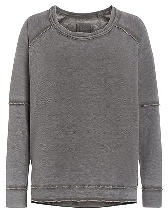 ddc03ca392e3ad DAILY S Gianna  Damen Sweatshirt mit Rundhalsausschnitt - soziale fair  Trade Kleidung