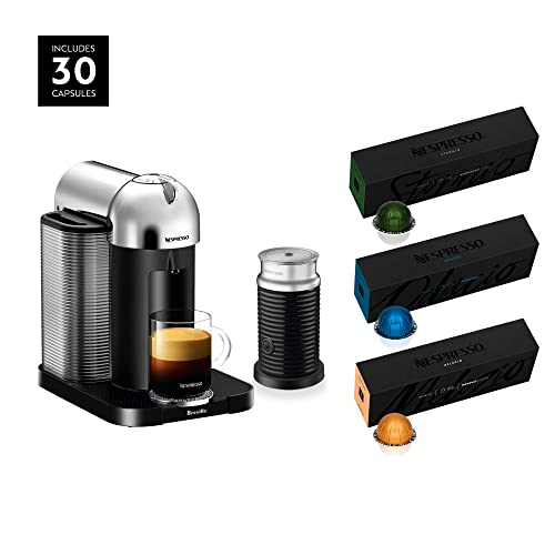 Ekspres do kawy i espresso Nespresso Vertuo marki Breville