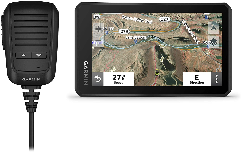 Garmin Tread - Group Ride Tracker