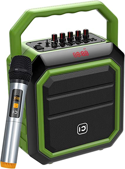 Bluetooth Wireless Portable Indoor//Outdoor Portable Party Speaker