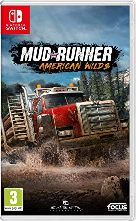 MudRunner - American Wilds Edition: Amazon.es: Videojuegos