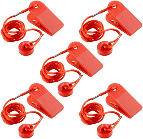 Forfar 5Pcs Universal Sports Running Machine Seguridad segura ...