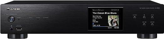 26 opinioni per Pioneer N50A Cliente di Streaming, 38 W, Display LCD, USB, Nero