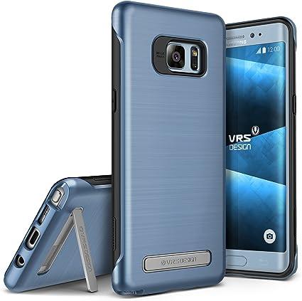 VRS DESIGN Coque Galaxy Note 7, [Duo Guard] [Corail Bleu] – [Drop ...