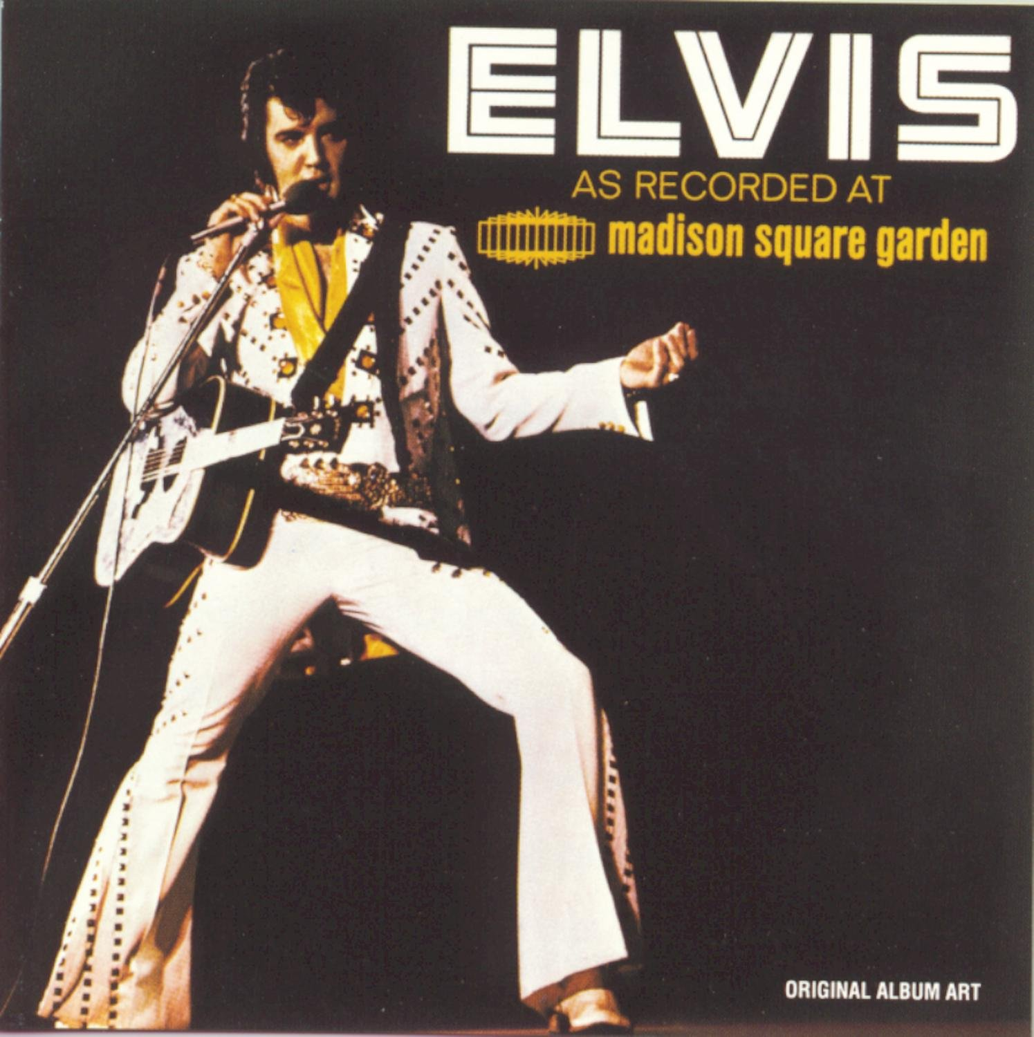 Elvis as Recorded at Madison Square Garden