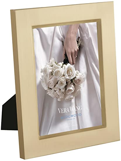 d24401fb271 Image Unavailable. Image not available for. Color  Wedgwood Vera Wang Satin  Frame ...