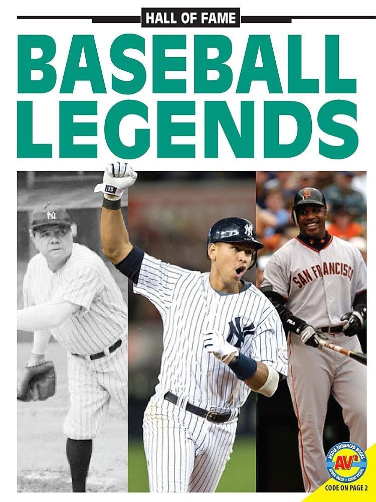 Read Online Baseball Legends (Hall of Fame) ebook