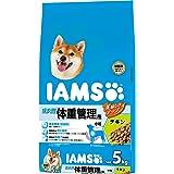 アイムス (IAMS) 成犬用 体重管理用チキン 小粒 5kg [ドッグフード]
