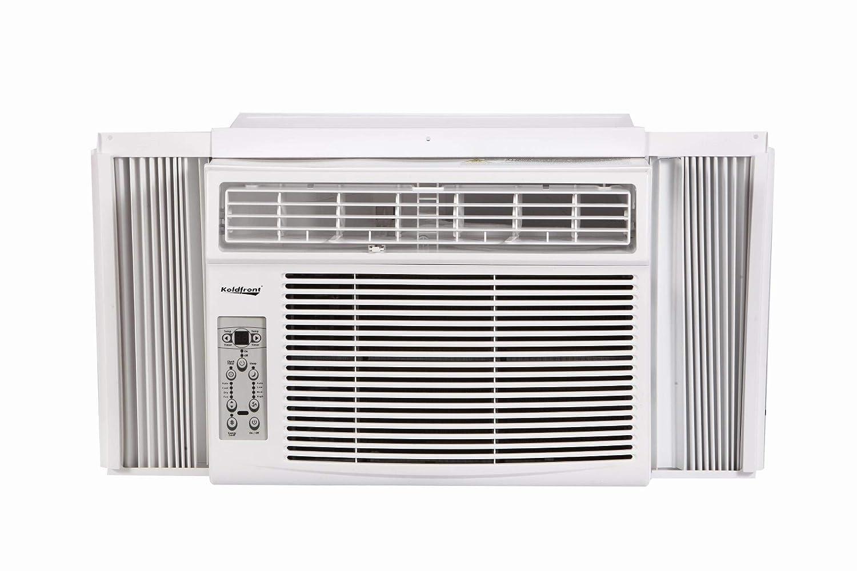 Koldfront WAC10003WCO 10000 BTU 115V Window Air Conditioner with Dehumidifier and Remote Control