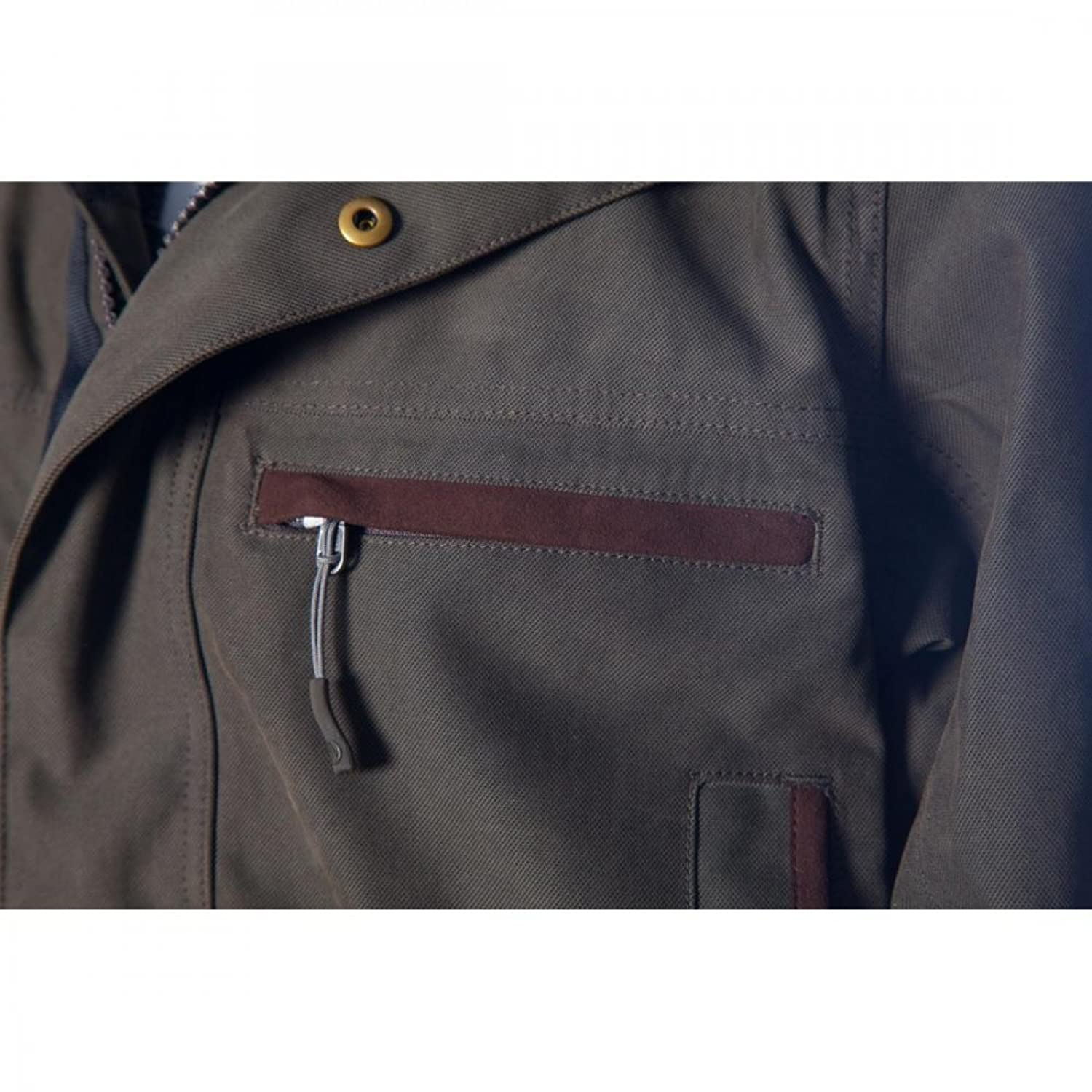 Aigle Mens Sardany 3 in 1 Jacket in Bronze