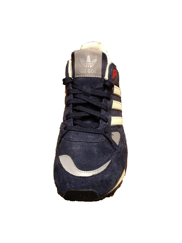 sale retailer 78bb5 8988b Adidas Scarpe ZX750 Blu Bianco Rosso  Amazon.it  Sport e tempo libero