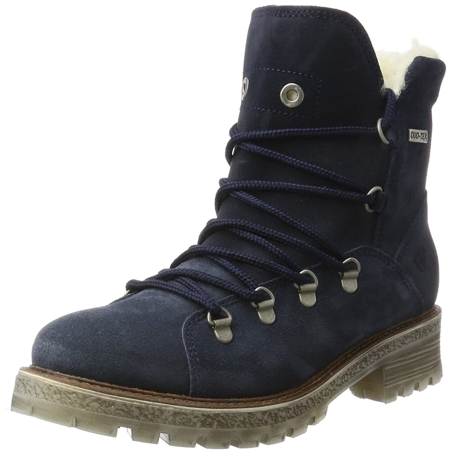 Tamaris 26973 Damen 26973 Tamaris Stiefel Blau (Night Blau) 7c08ca